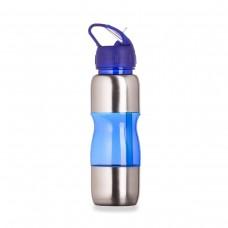 Squeeze em Alumínio Azul 600 ml