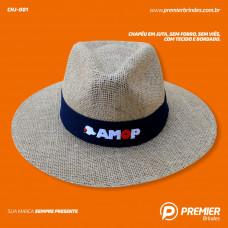 Chapéu de Juta Simples