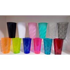 Copo Plástico Twister 550 ml