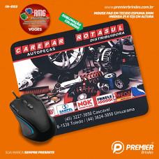 Mouse Pad Espessura 3mm