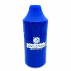 Porta Garrafas em Plástico 600 ml Azul